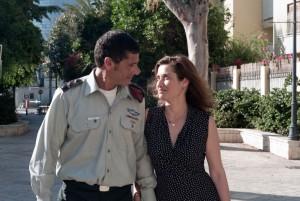 Pascal Elbé y Emmannuelle Devos