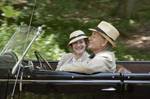 Laura Linney y Bill Murray