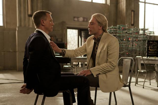 Daniel Craig y Javier Bardem