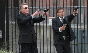 Christopher Walken y Al Pacino