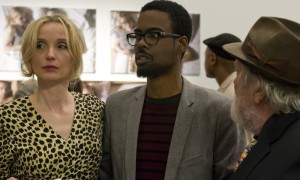 Julie Delpy y Chris Rock