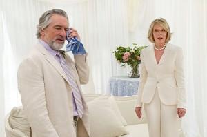 Robert De Niro y Diane Keaton