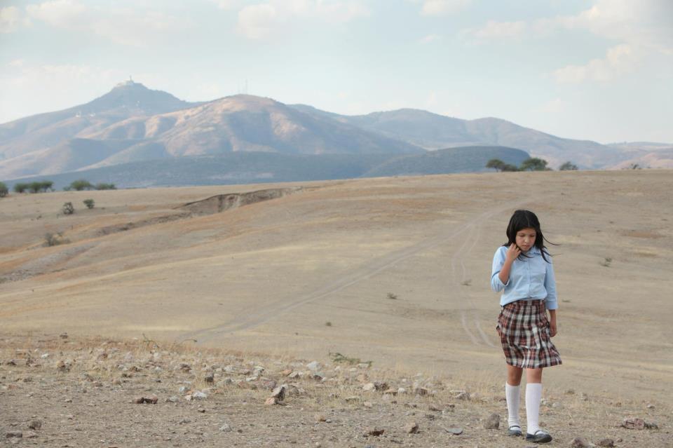 Una escena del film mexicano HELI (foto de Mantarraya Films)