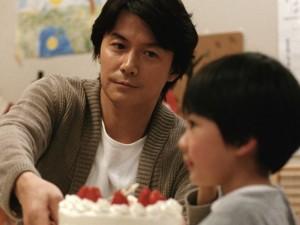Masaharu Fukuyama en LIKE FATHER, LIKE SON