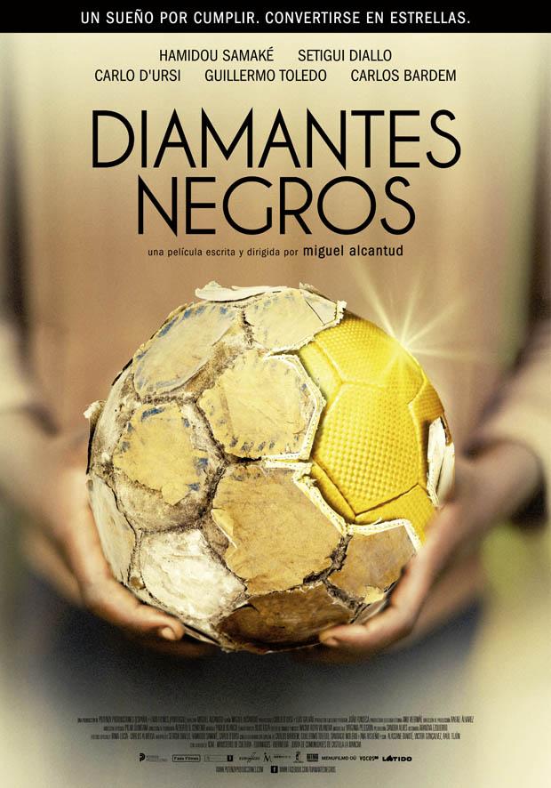 Poster del film DIAMANTES NEGROS