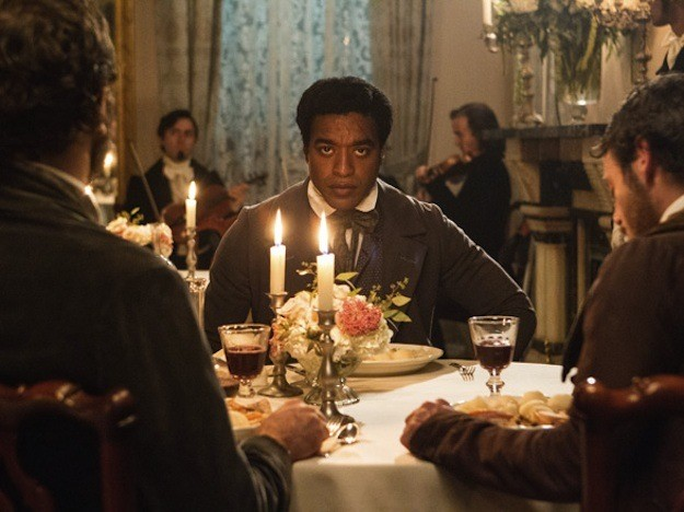 Chiwetel Ejiofor en 12 YEARS A SLAVE