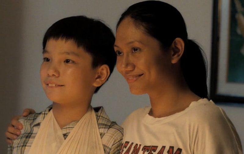 Koh Jia Ler y Angeli Bayani en ILO ILO