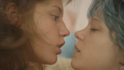 Adèle Exarchopoulos y Léa Seydoux en BLUE IS THE WARMEST COLOR