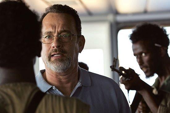 1.Tom Hanks en CAPTAIN PHILLIPS