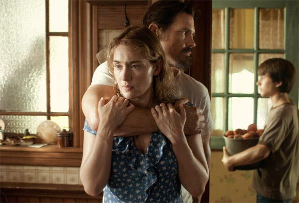 Kate Winslet y Josh Broslin