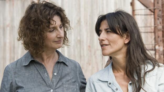 Pierrette Robitaille y Romane Bohringer