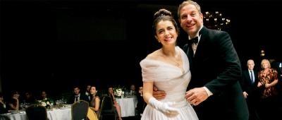 Erica Rivas y Diego Gentile en RELATOS SALVAJES