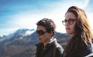 Juliette Binoche y Kristen Stewart  en SILS MARIA