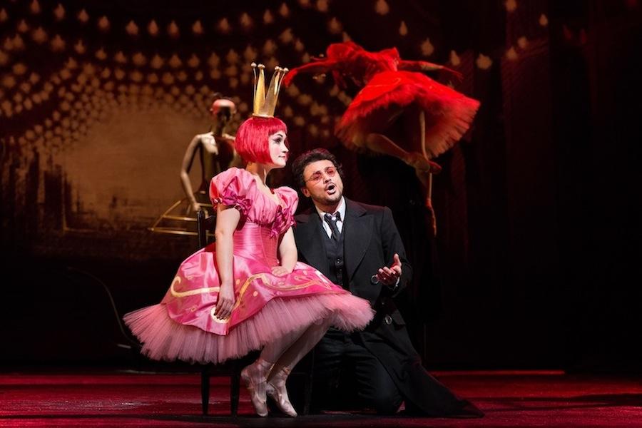 Erin Morley y Vittorio Grigolo