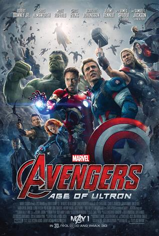 Avengers. Age of Ultron