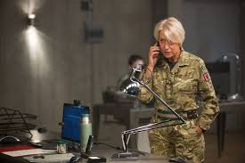 Helen Mirren en EYE IN THE SKY