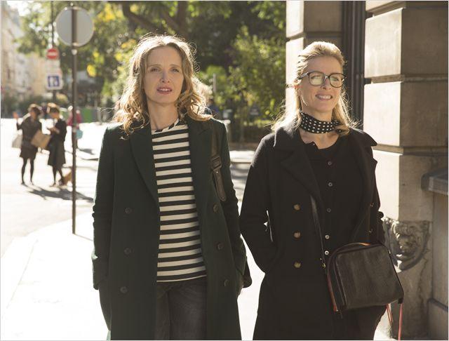 Julie Delpi y Karin Viard en LOLO