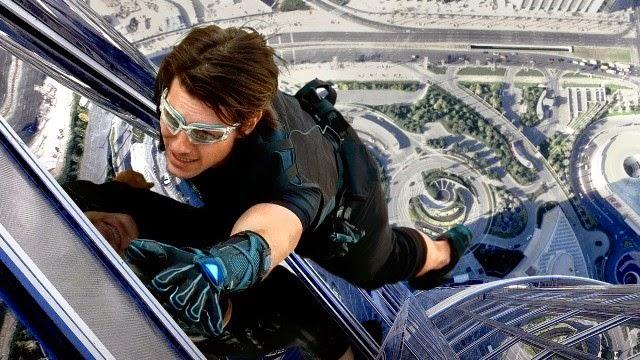 . Tom Cruise
