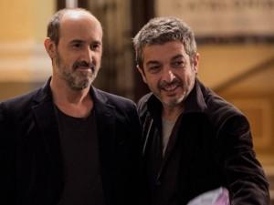 Javier Cámara y Ricardo Darín en TRUMAN