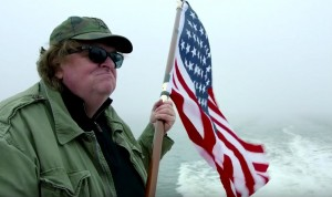 Michael Moore en WHERE TO INVADE NEXT