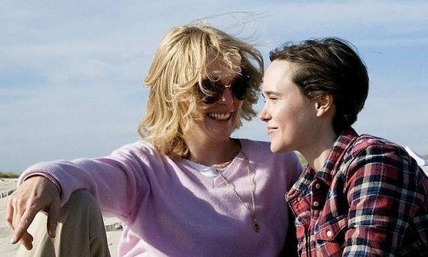 Julianne Moore y Ellen Page