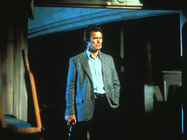 Clint Eastwood en DIRTY HARRY