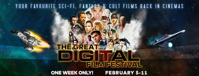 THE GREAT DIGITAL FILM FESTIVAL