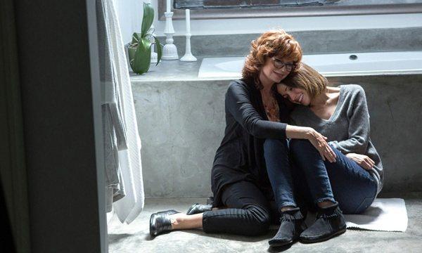 Susan Sarandon y Rose Byrne