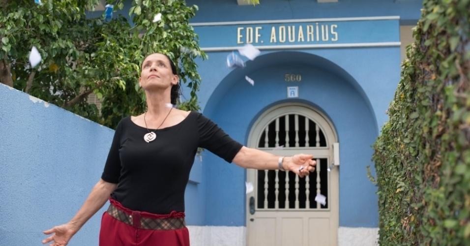 Sonia Braga en AQUARIUS
