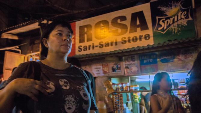 Jaclyn Jose en MA'ROSA