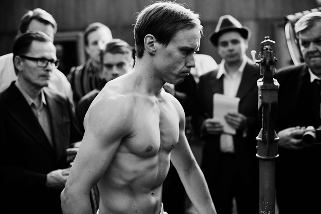 Jarkko Lahti en THE HAPPIEST DAY IN THE LIFE OF OLLI MÄKI