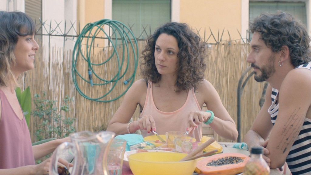 Belén Cuesta, Paco León y Ana Katz en KIKI, EL AMOR SE HACE