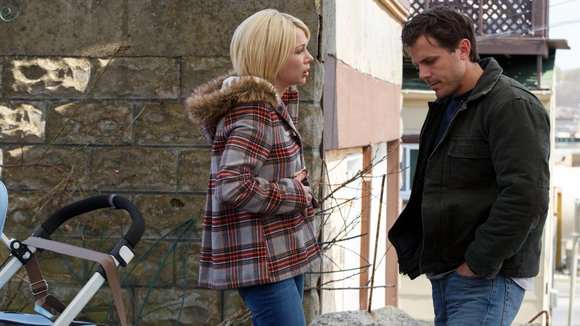 Michelle Williams y Casey Affleck