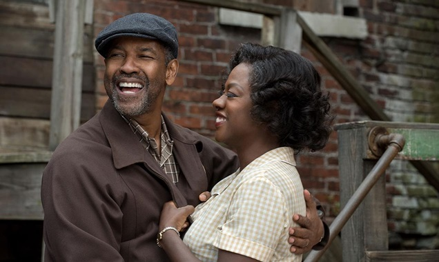 Denzel Washington y Viola Davis