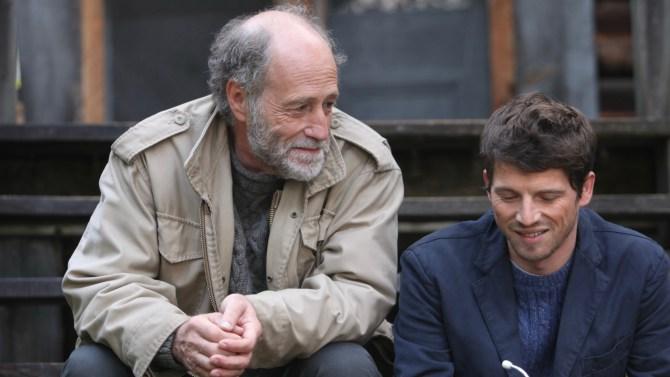 Gabriel Arcand y Pierre Deladonchamps