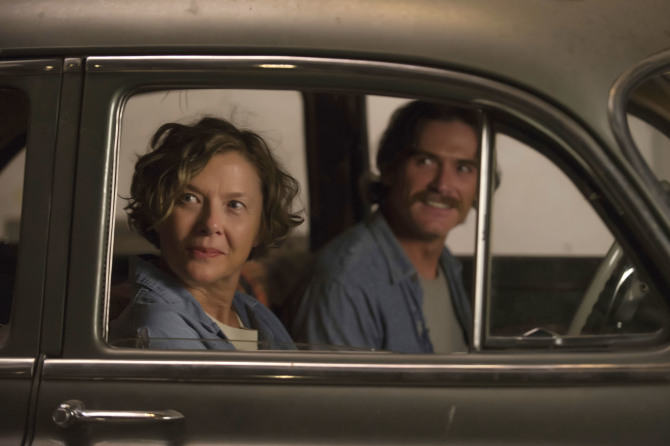 Annette Bening y Billy Crudup
