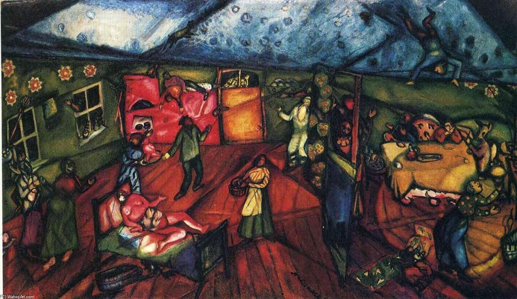 El Nacimiento (Foto de The Art Institute of Chicago)