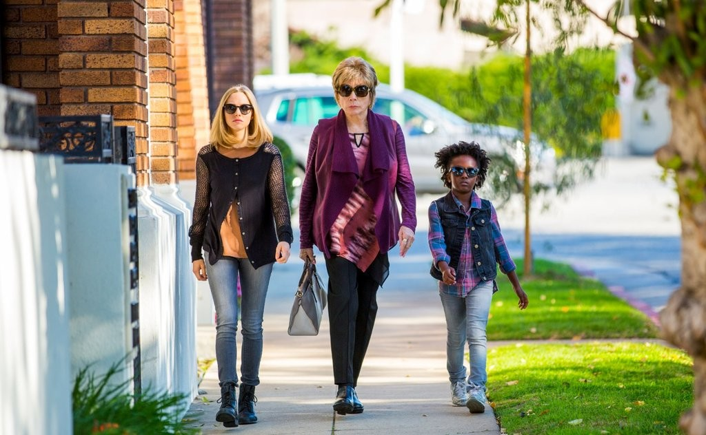 Amanda Seyfried, Shirley MacLaine y Ann'Jewel Lee