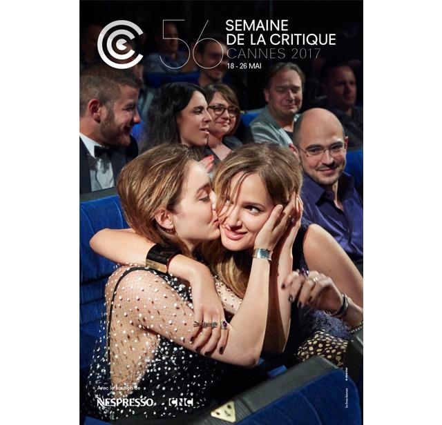 SEMAINE DE LA CRITIQUE 2017 (Poster)