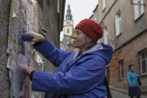 Agnieszka Mandat en SPOOR